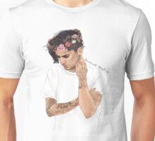 Z floral crown Unisex T-Shirt