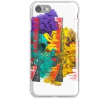 Proud Guns - Multi Colour Gamer iPhone Case/Skin