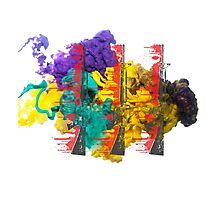 Proud Guns - Multi Colour Gamer Photographic Print