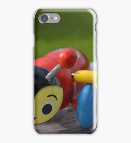 The Buzzy Bee Toy iPhone Case/Skin