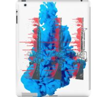 Proud Guns - Blue Gamer iPad Case/Skin