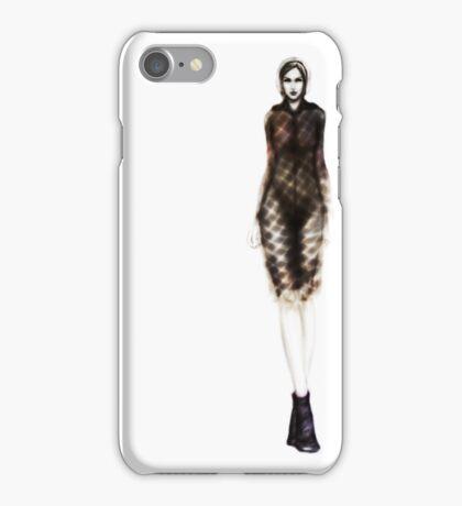 Puffer Coat iPhone Case/Skin
