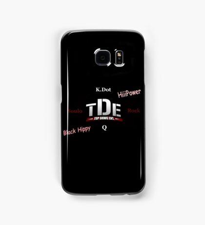 TDE  Samsung Galaxy Case/Skin