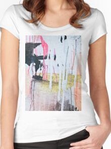 AP No.30 Women's Fitted Scoop T-Shirt