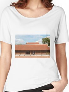 Temple of Literature Hanoi Vietnam Women's Relaxed Fit T-Shirt