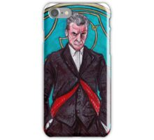 .12th Doctor. iPhone Case/Skin
