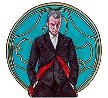 .12th Doctor. Photographic Print