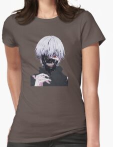 tokyo ghoul 22 Womens Fitted T-Shirt