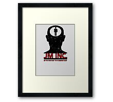 JM Inc. from Being John Malkovich Framed Print