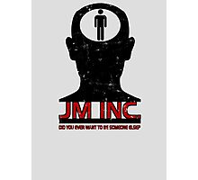 JM Inc. from Being John Malkovich Photographic Print