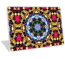 Spectral Symmetry Abstract Laptop Skin