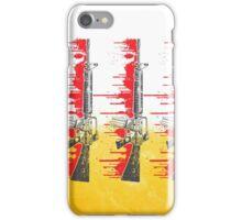 Proud Guns - Yellow Base Gamer iPhone Case/Skin