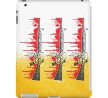 Proud Guns - Yellow Base Gamer iPad Case/Skin