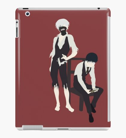 tokyo ghoul 23 iPad Case/Skin