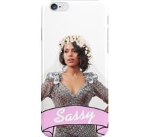Sassy Kerry iPhone Case/Skin