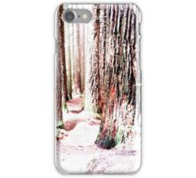 Redwood Forest (The Otways, Victoria) iPhone Case/Skin