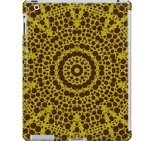 Kaleidoscope Spotty Fur iPad Case/Skin