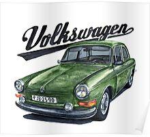 Volkswagen 1600 l Poster