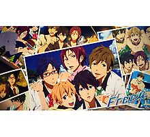 Free! Eternal Summer Poster Photographic Print