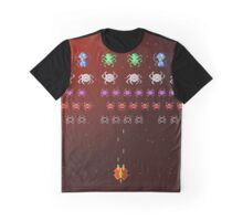 Spiders From Mars Graphic T-Shirt