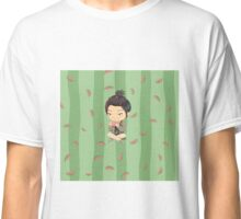 Taekwoon Watermelon Backgroud Version Classic T-Shirt