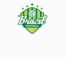 Football coat of arms of Brazil Unisex T-Shirt