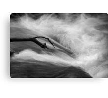 Aquaphobia: Reaching Out Canvas Print