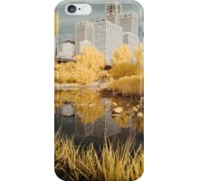 Infra Red Reflections Beijing iPhone Case/Skin