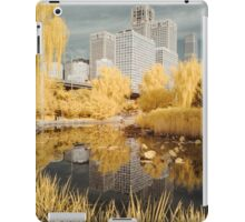 Infra Red Reflections Beijing iPad Case/Skin