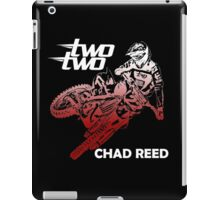 chad reed two two iPad Case/Skin