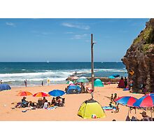 Bilgola Beach Sydney Australia Photographic Print