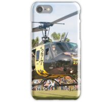 Huey Eagle One Helicopter iPhone Case/Skin