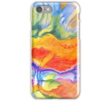 african forest iPhone Case/Skin