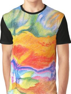 african forest Graphic T-Shirt