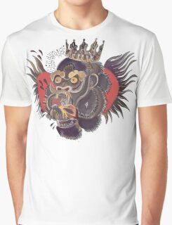 Conor Mcgregors Gorilla Tattoo Graphic T-Shirt