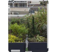 victory garden iPad Case/Skin