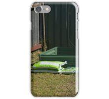 ground four iPhone Case/Skin