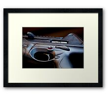 Beretta Beauty Framed Print