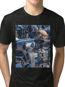 Mad Max Fury Road Skull Tri-blend T-Shirt