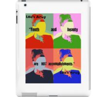 """Leia's Army """"Youth and Beauty"""" (large) iPad Case/Skin"""