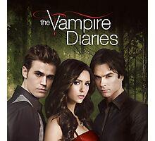 The Vampire Diaries - ar Photographic Print