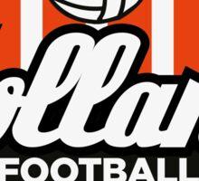 Football Crest Holland Sticker