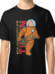 tintin adventures Classic T-Shirt