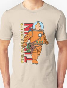 tintin adventures T-Shirt