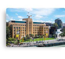 Museum of Contemporary Art Sydney Australia Canvas Print