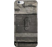 Vintage Luggage iPhone Case/Skin