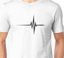 Pulse / beat / EKG Unisex T-Shirt