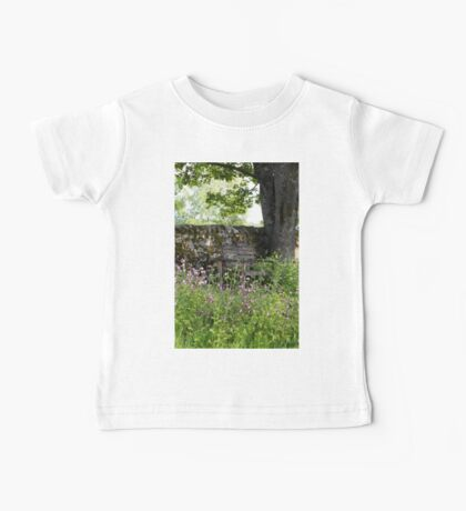 A place to reflect Baby Tee