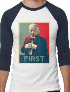 First doctor - Fairey's style Men's Baseball ¾ T-Shirt