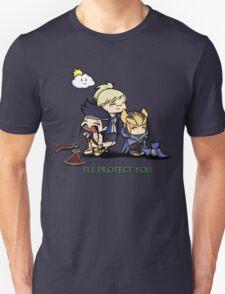 League of Legends Janna Draven and Quinn T-Shirt